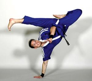 Schauspieler Kampfsport