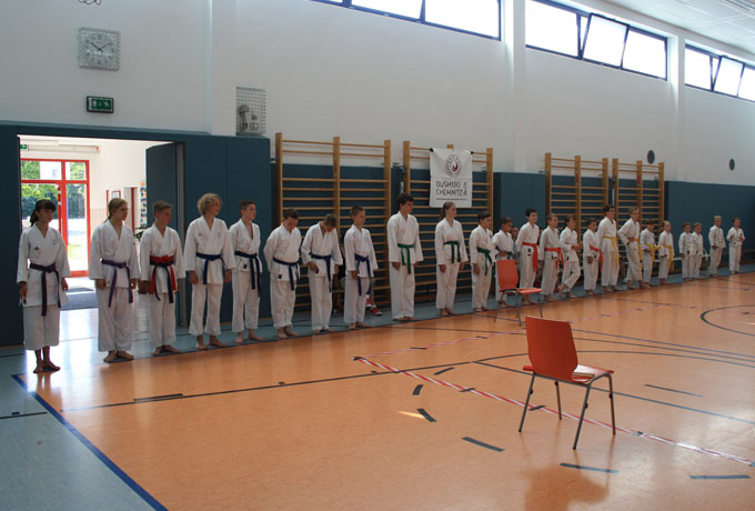 Karateverein Bushido Chemnitz