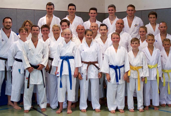 Karate-Do-Verein-Zanshin
