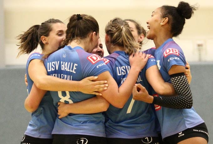 Universitätssportverein Halle Abteilung Volleyball
